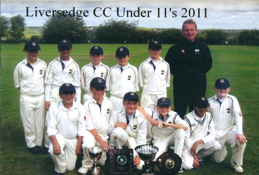Liversedge Juniors - the stars of the future?