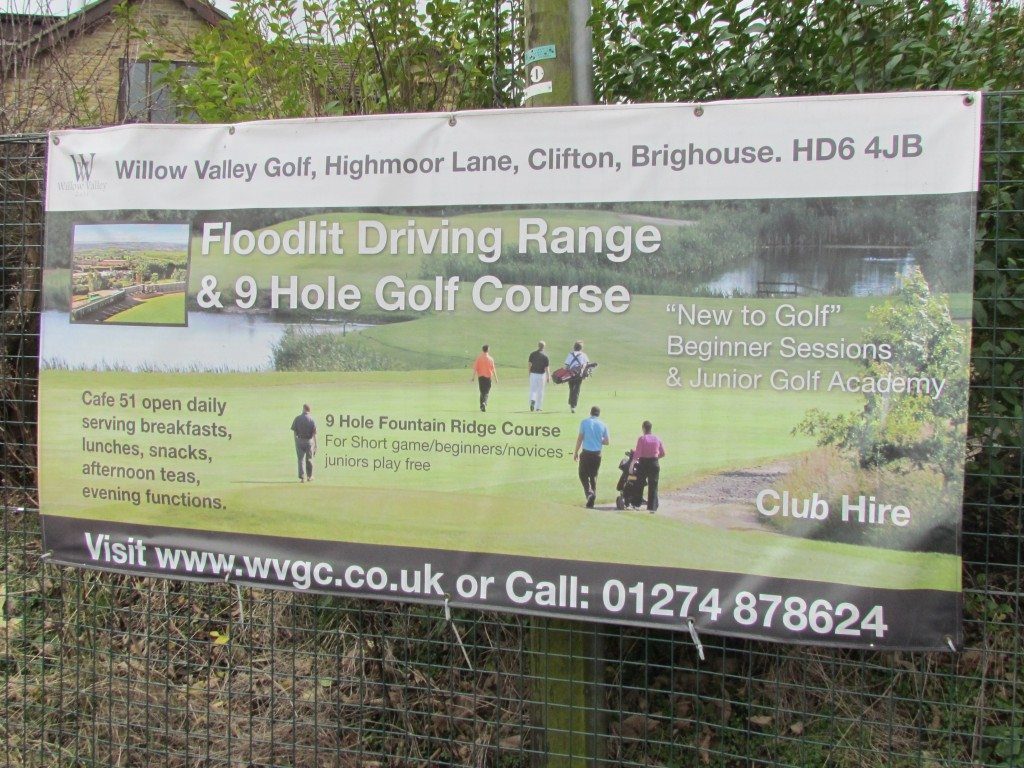 Banner Willow Valley GC