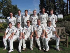 Liversedge Cricket Club  sponsored by Richard Alan Group