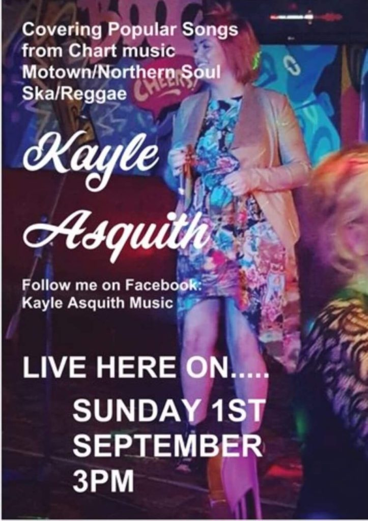 Kayle Asquith poster
