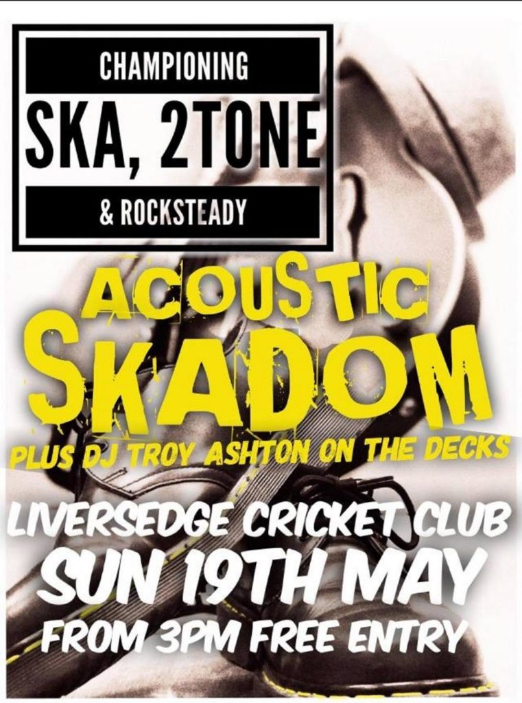 Acoustic Skadom poster