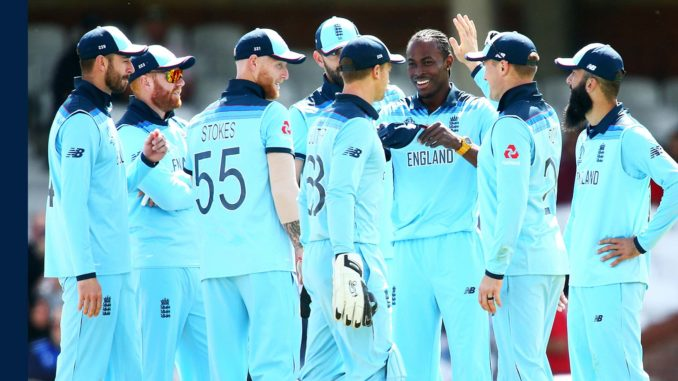 England cricket world cup team
